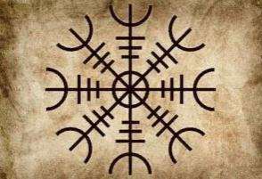 Символы  древних скандинавов AbwsWS