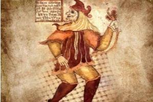 Символы  древних скандинавов IBGwVb