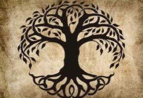 Символы  древних скандинавов SaBr4v