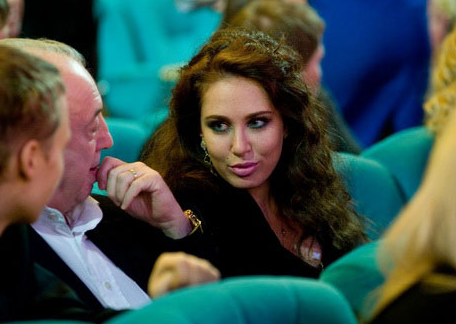 Борис фуксман и лилия фото