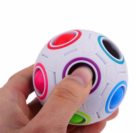 Креативный магический мяч