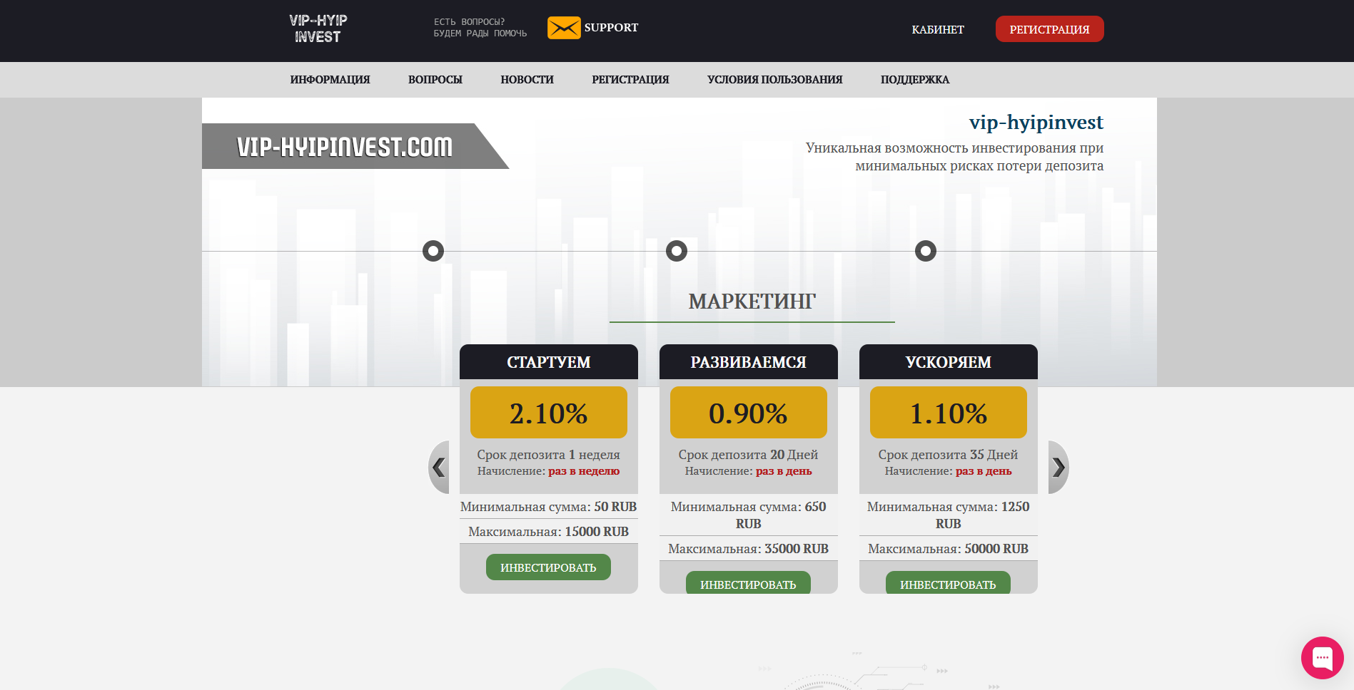 Vip-hyipinvest 2NL8WLot