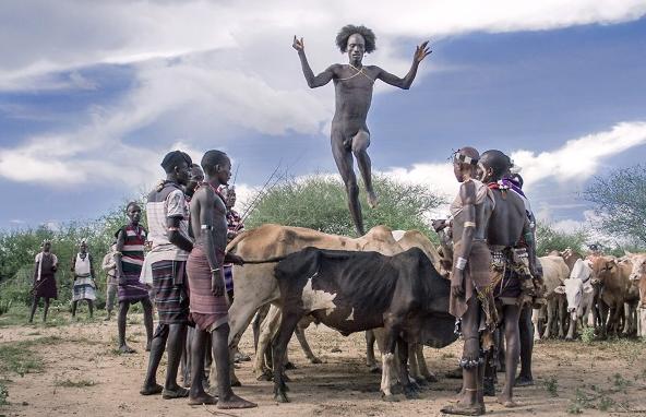 Хамар африканское племя