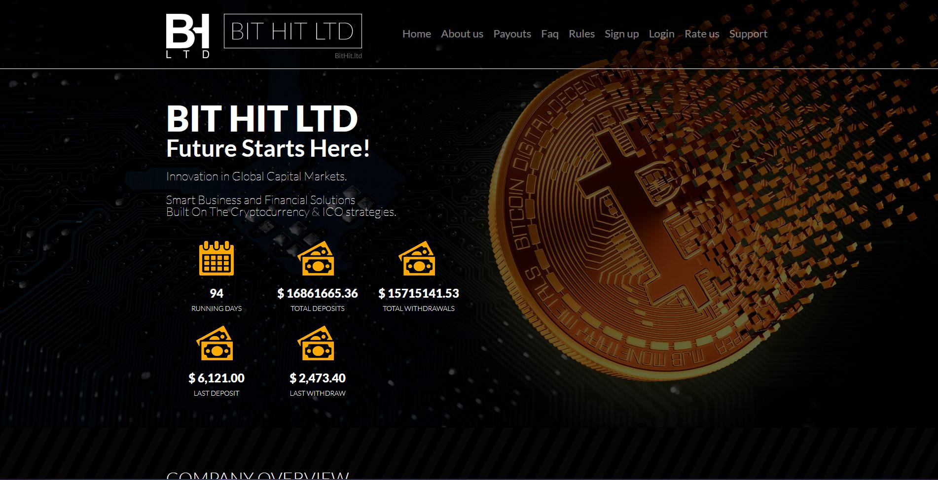 BitHit Ltd