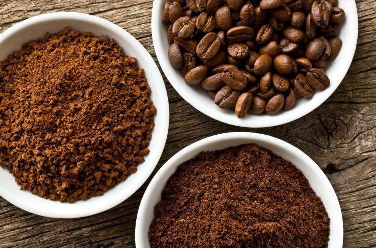 Кофейный скраб для лица