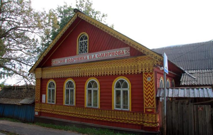 Мышкин достопримечательности Музей водки Смирнова