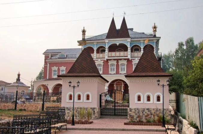 Музей мышкины палаты