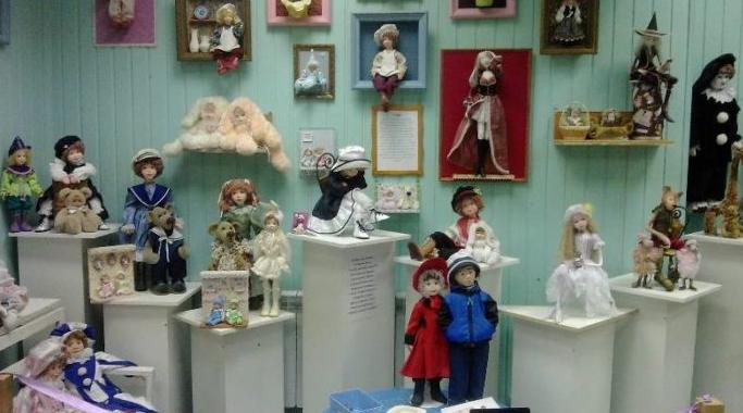 Мышкин достопримечательности музей кукол