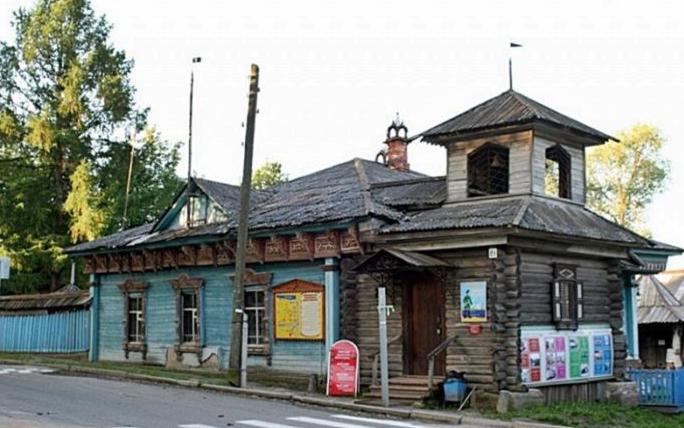 Мышкин достопримечательности народный музей