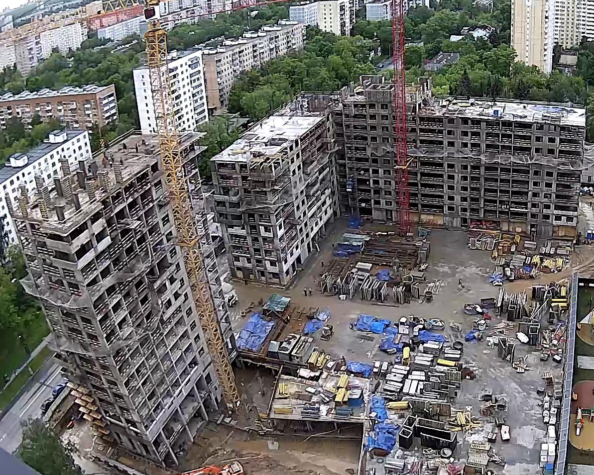 """Веб-камеры на площадке строительства ЖК """"Нормандия"""" - Страница 25 8nZLygiI"""