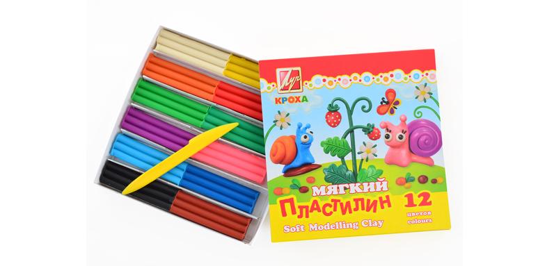 Лепка из пластилина с детьми особенности. Поделки из пластилина для детей 2,3,4,5 лет