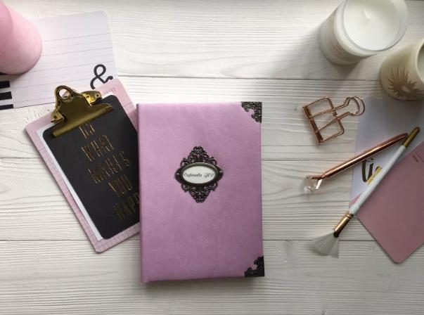 Ежедневник с логотипом в подарок