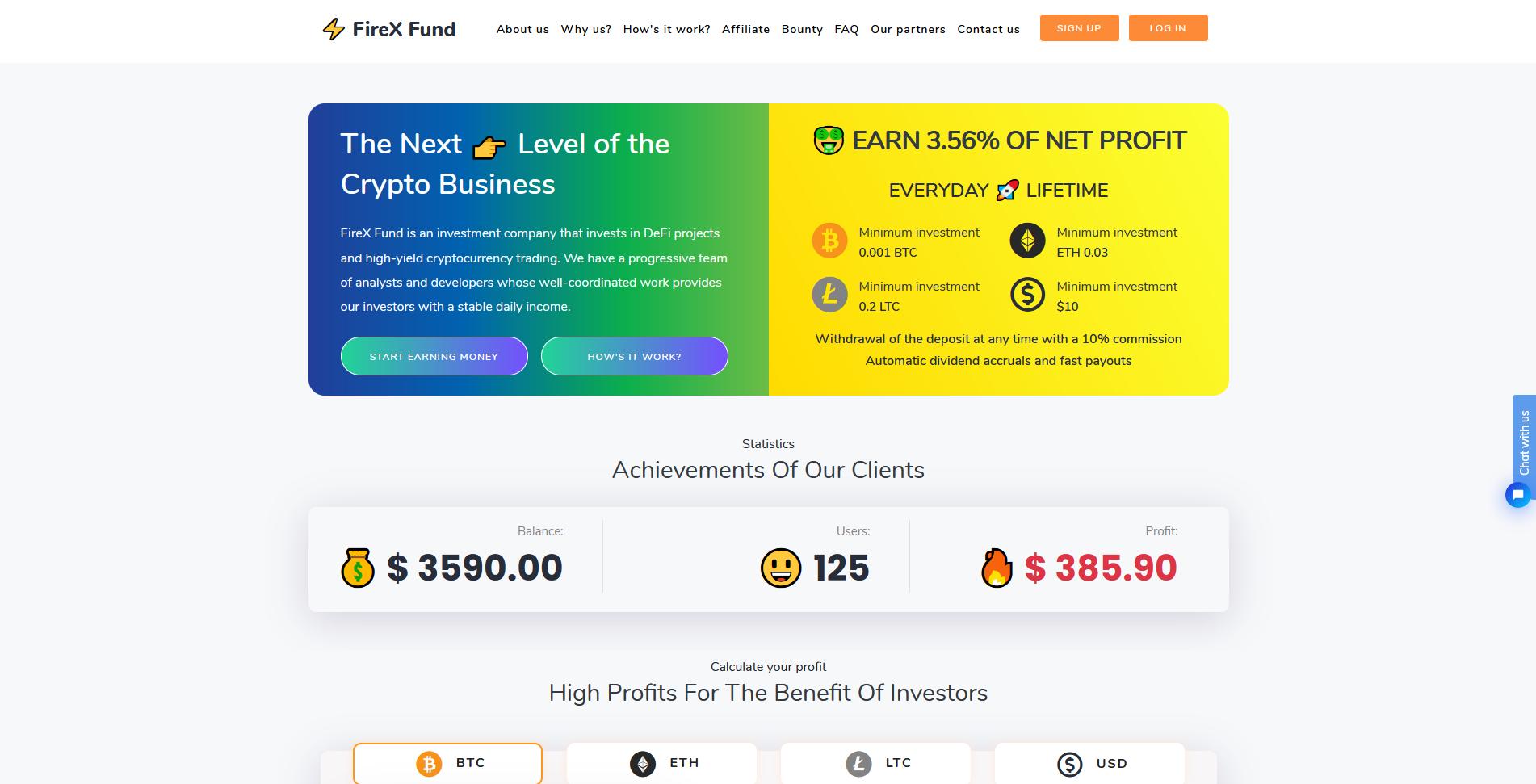 FireX Fund - firex.fund