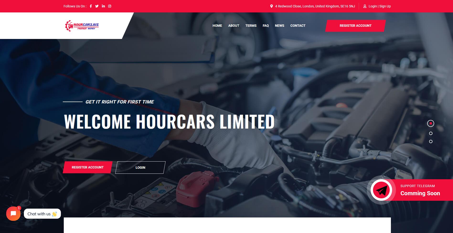 Hourcars