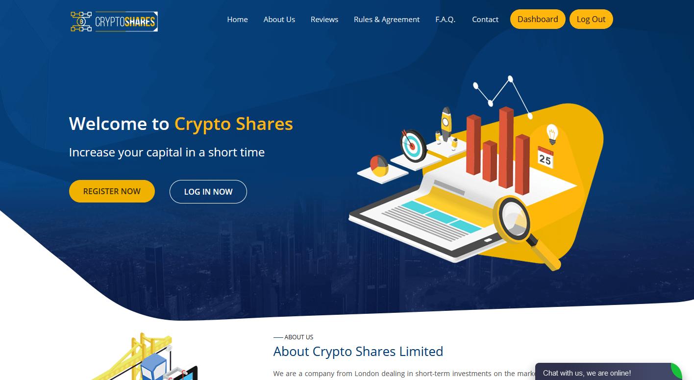 crypto-shares
