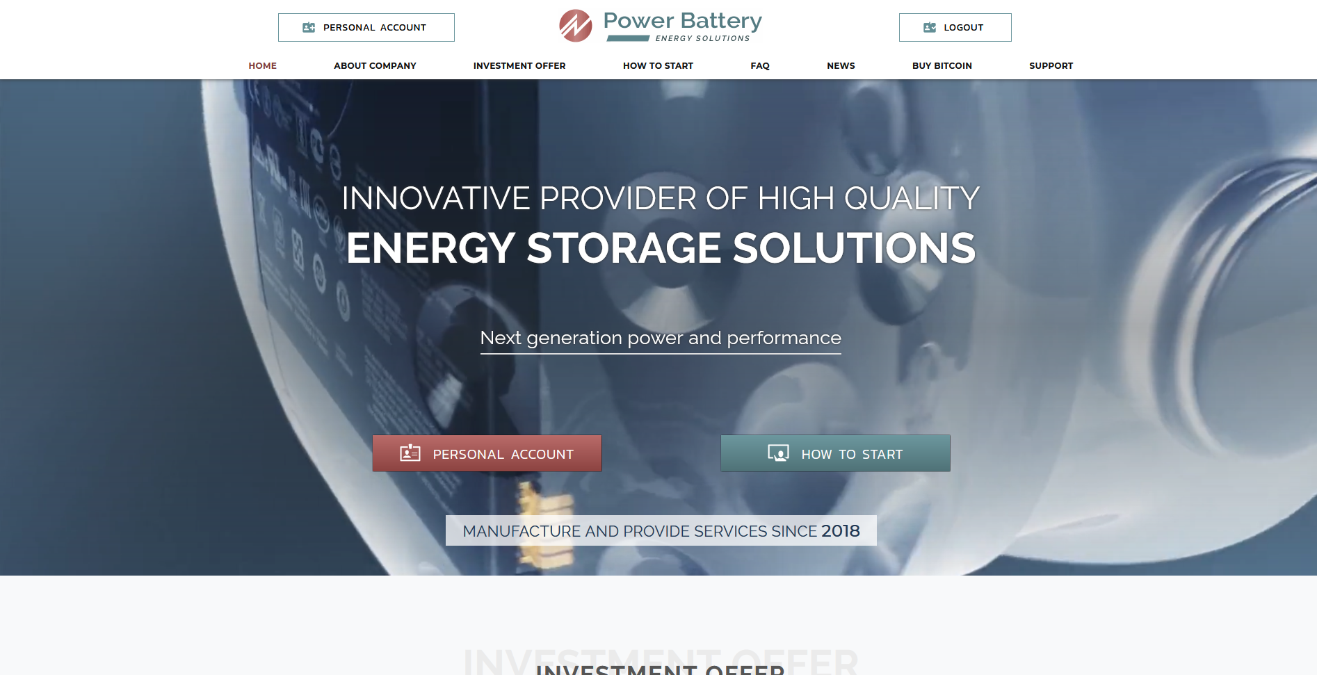 Power Battery Group - powerb.biz