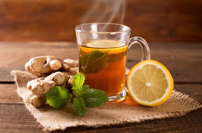 Чай с имбирем от простуды как заварить