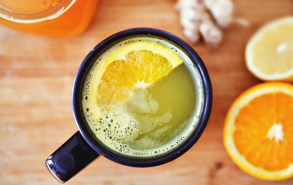 Мед лимон имбирь от простуды рецепт