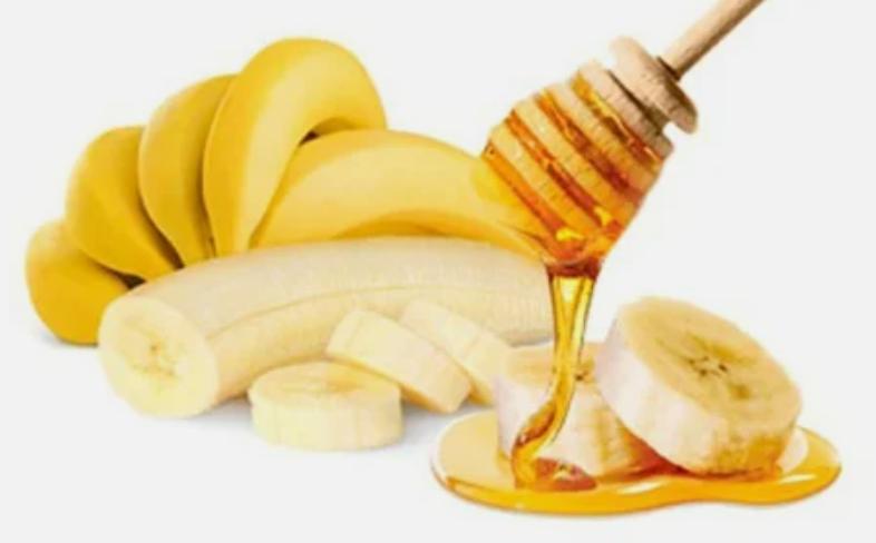 Рецепт от кашля банан с медом