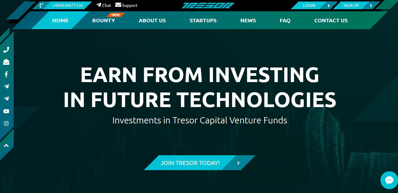 Tresor Capital