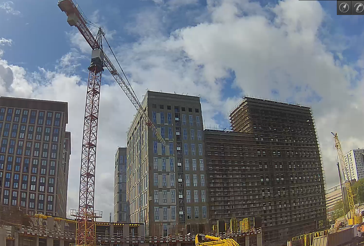 Веб-камеры на площадке строительства ЖК «Серебряный фонтан»  - Страница 24 VWOR4ZsW