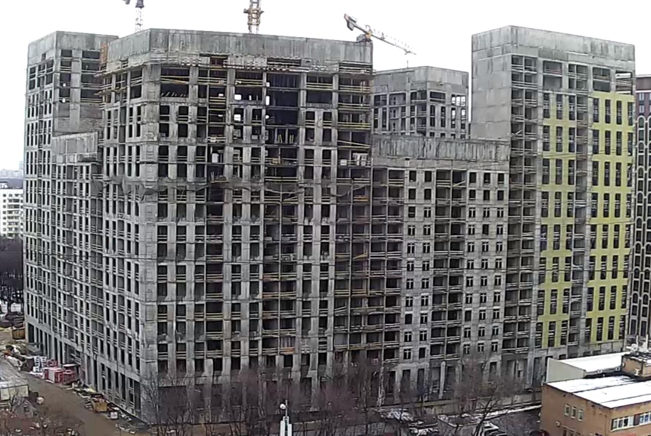 Веб-камеры на площадке строительства ЖК «Серебряный фонтан»  - Страница 18 UlIObD6G