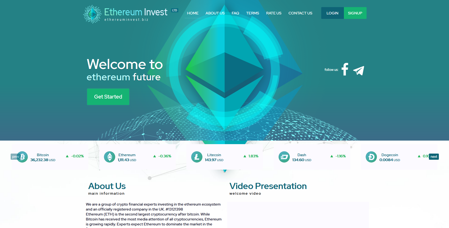 Ethereuminvest
