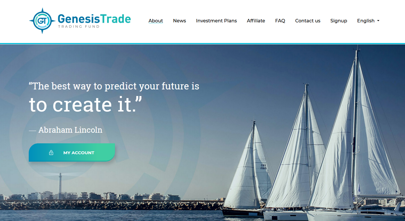 Genesis Trade Fund - genesistrade.fund