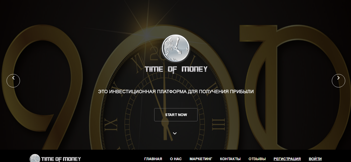Time-of-money