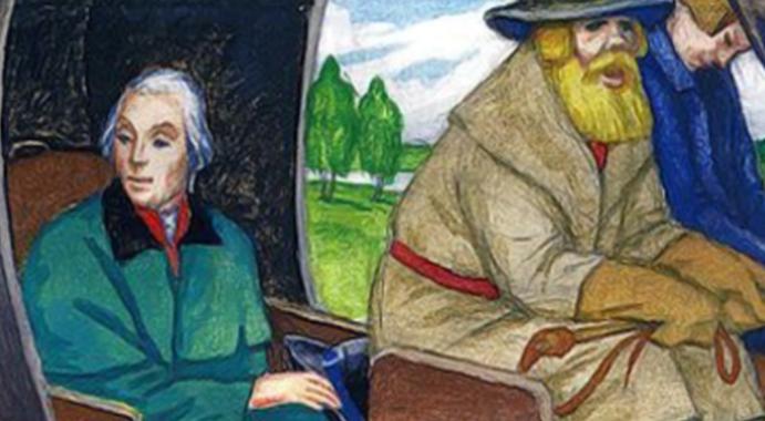 Путешествие из Петербурга в Москву краткое содержание, главные герои, анализ, главная мысль, цитаты. Пересказ для читательского дневника.