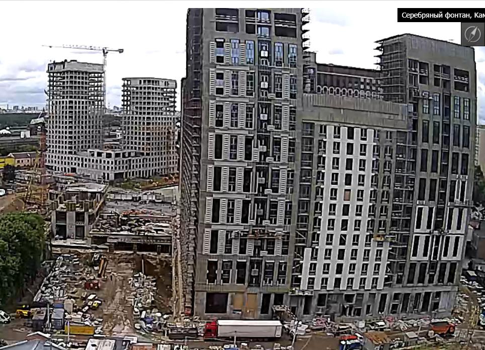 Веб-камеры на площадке строительства ЖК «Серебряный фонтан»  - Страница 24 WlWbuaJc