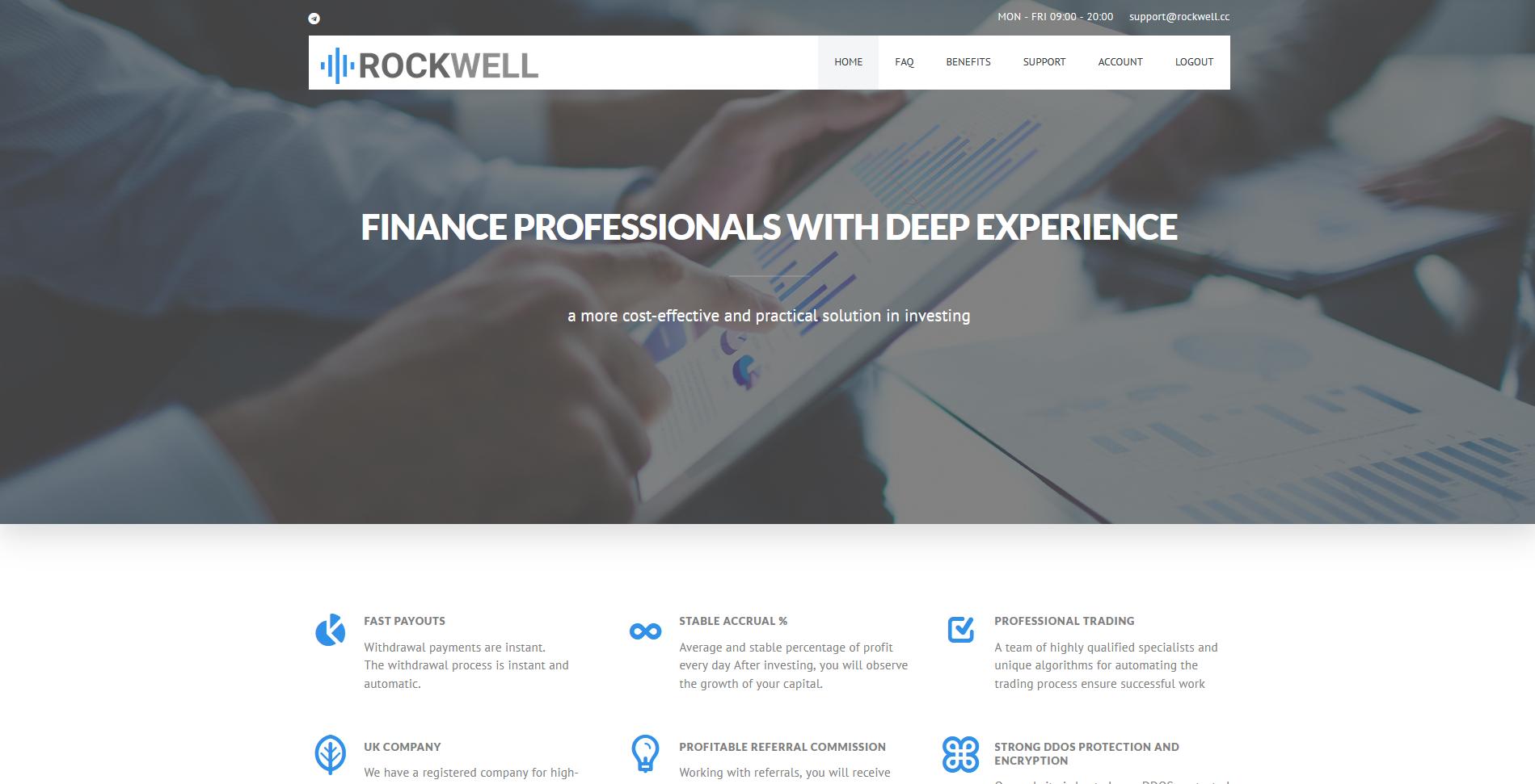 ROCKWELL - rockwell.cc