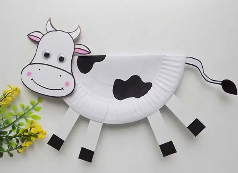 Поделки быка своими руками на 2021 Новый год