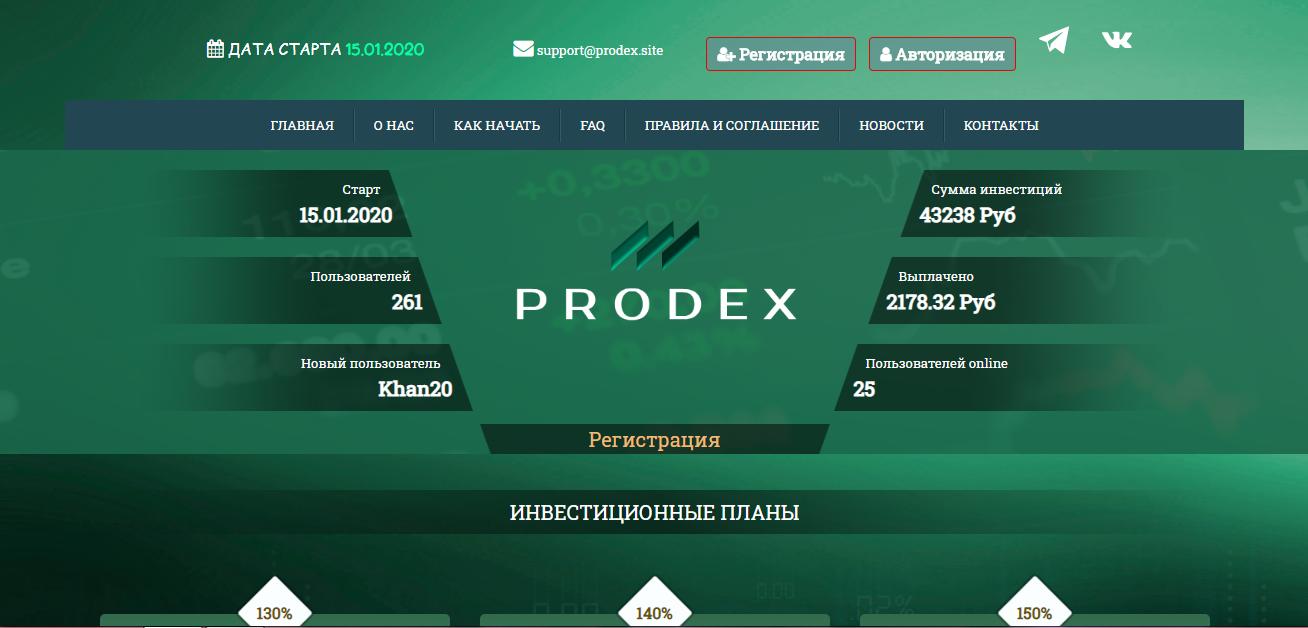 prodex