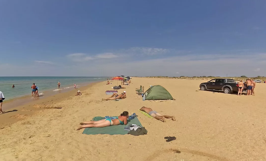 Витязево Анапа отдых на море, пляж, климат, где находится. Достопримечательности Витязево.