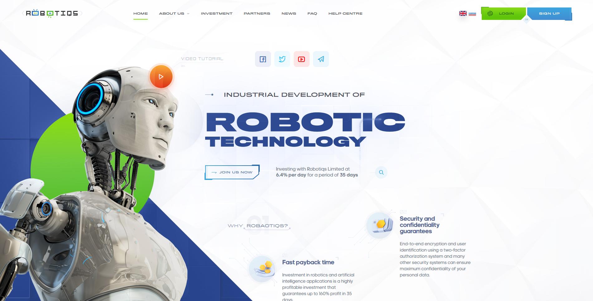 Robotiqs Limited