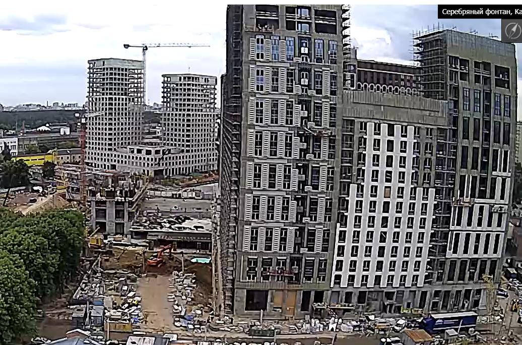 Веб-камеры на площадке строительства ЖК «Серебряный фонтан»  - Страница 24 TalCtzu2