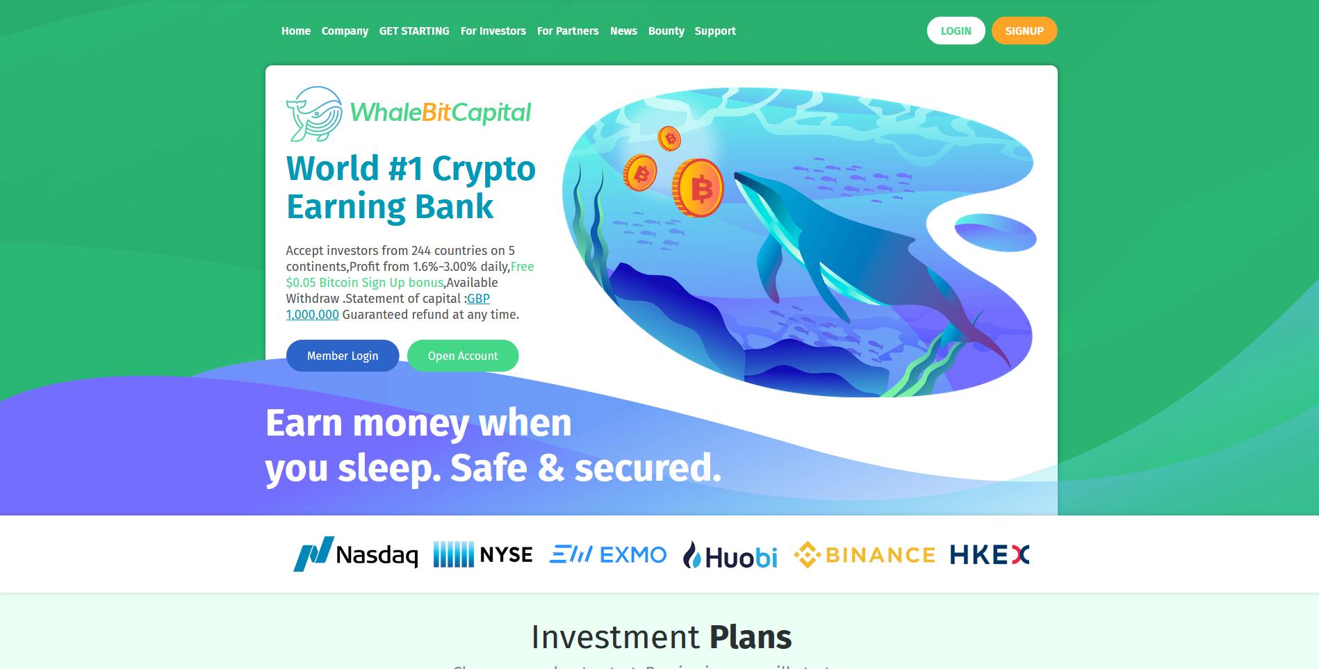 Whale Bit Capital
