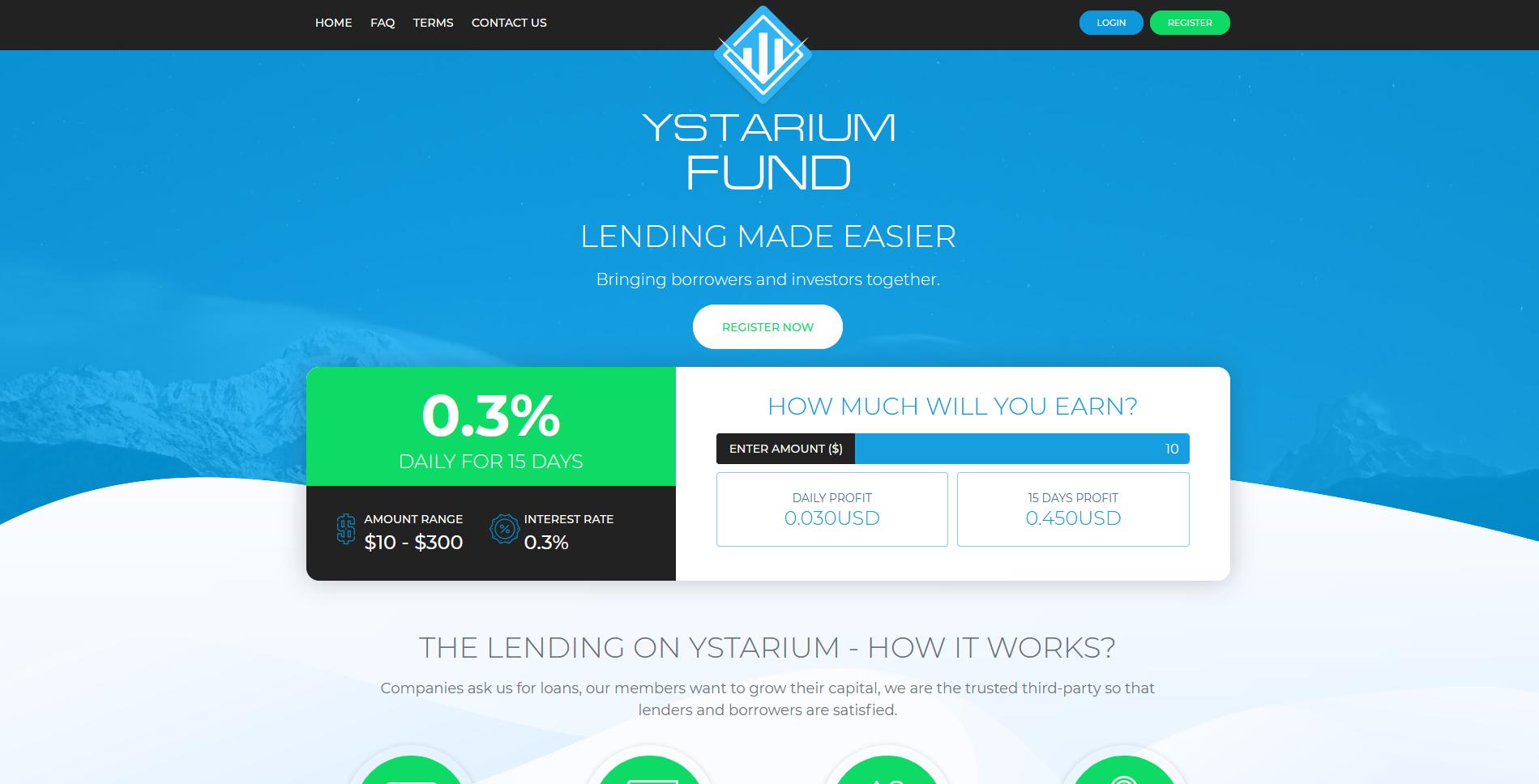Ystarium Fund