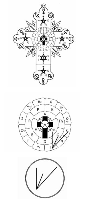 церемониальная магия, гоэтия, розовый крест, сигилы демонов
