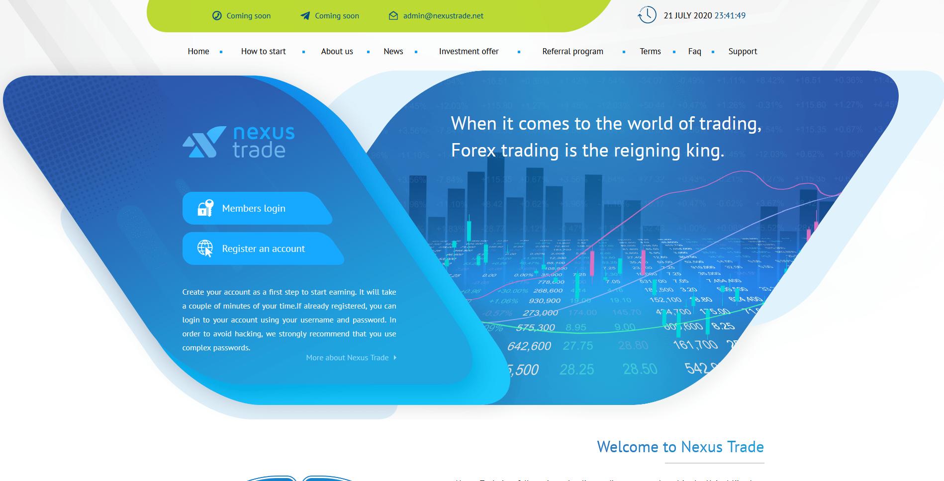 NEXUS TRADE - nexustrade.net