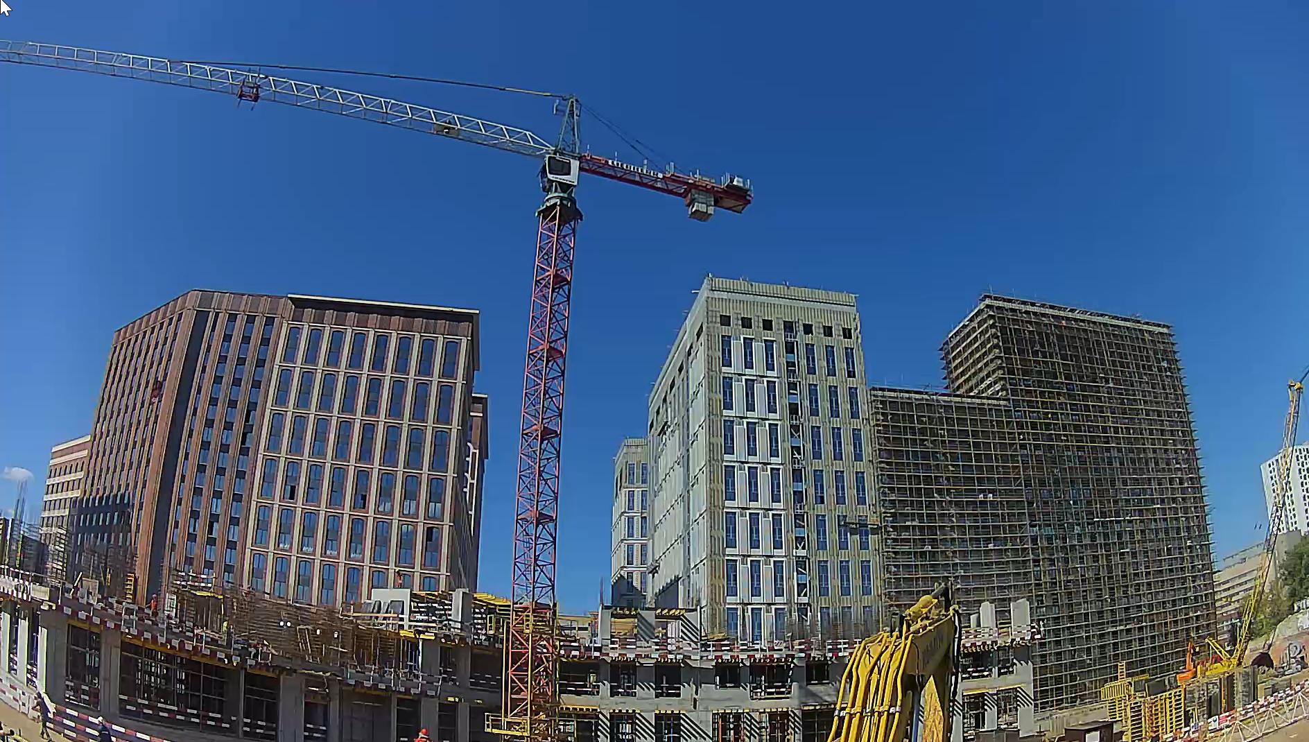 Веб-камеры на площадке строительства ЖК «Серебряный фонтан»  - Страница 25 NGS9Kaci