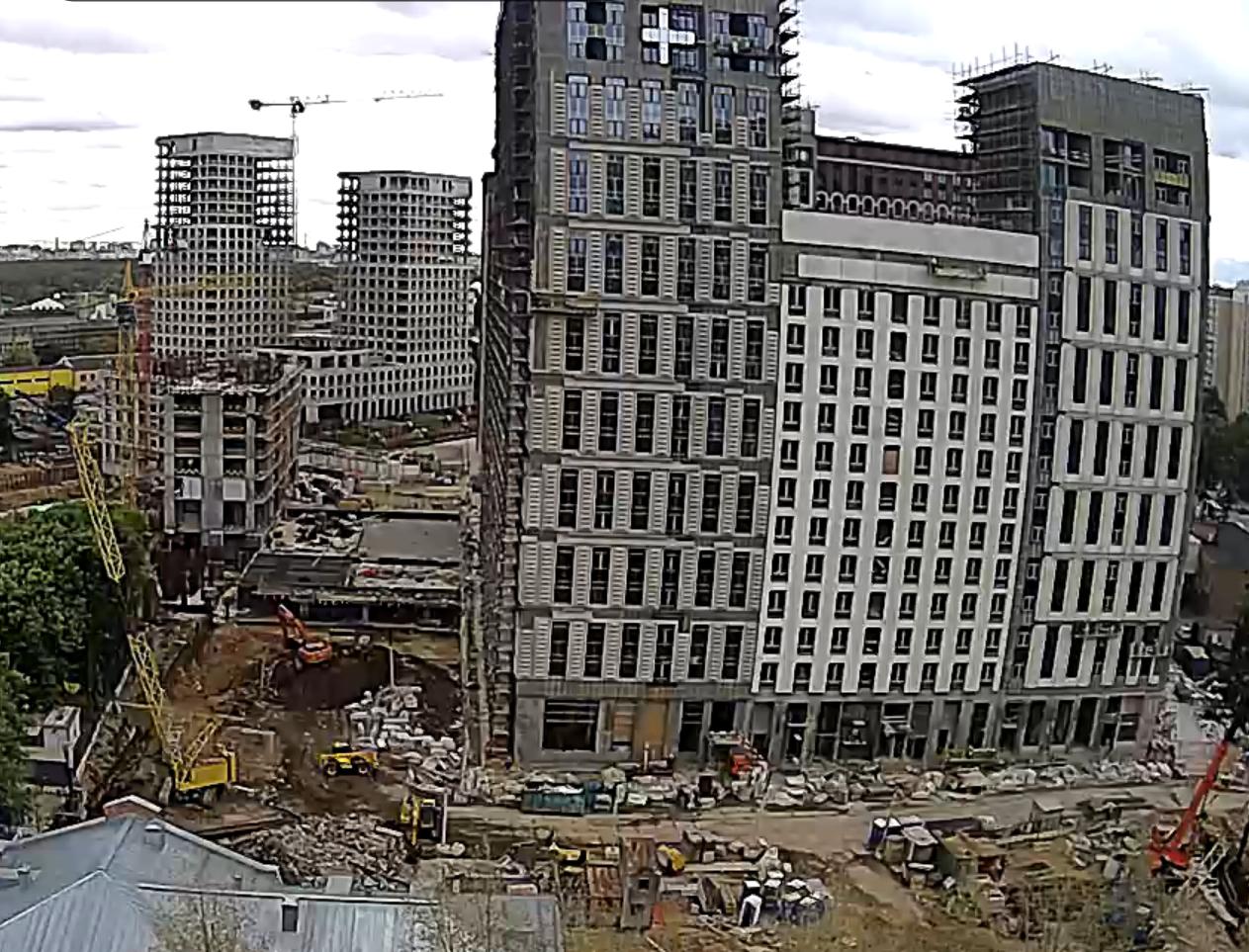 Веб-камеры на площадке строительства ЖК «Серебряный фонтан»  - Страница 26 Ww6WmnBe