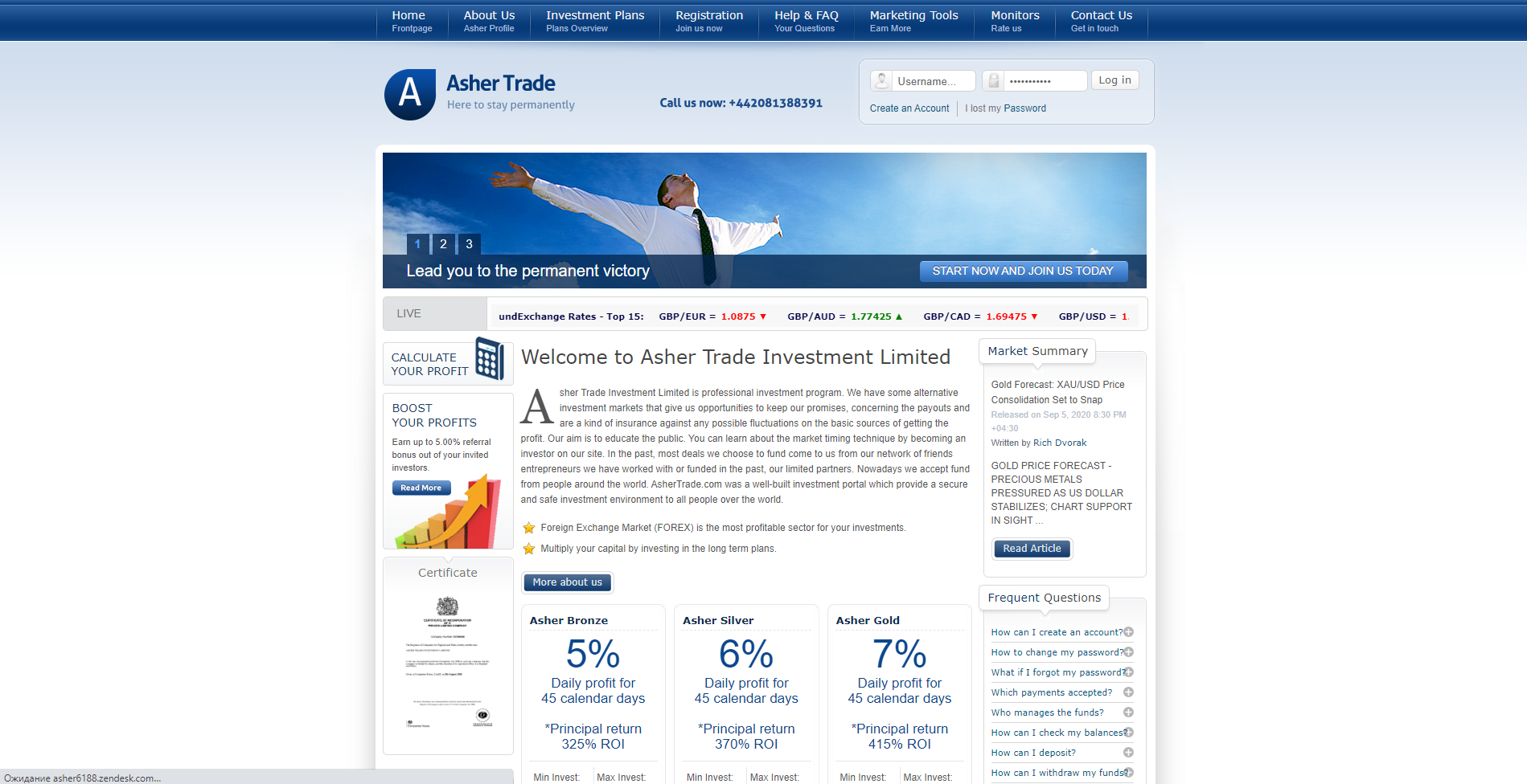 AsherTrade - ashertrade.com