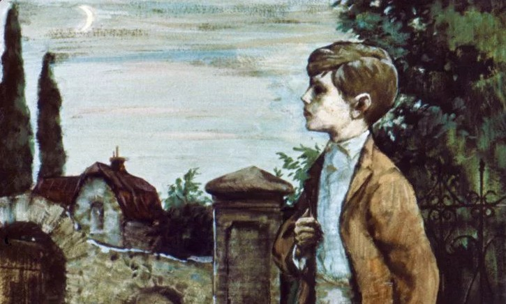 Дети подземелья краткий пересказ для читательского дневника