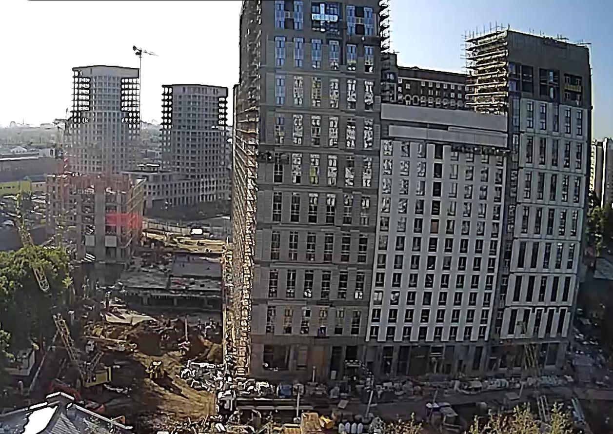 Веб-камеры на площадке строительства ЖК «Серебряный фонтан»  - Страница 27 ZLililXp