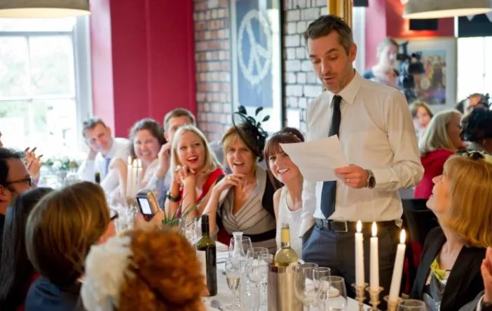 Свадьба без тамады тост за счастье молодых