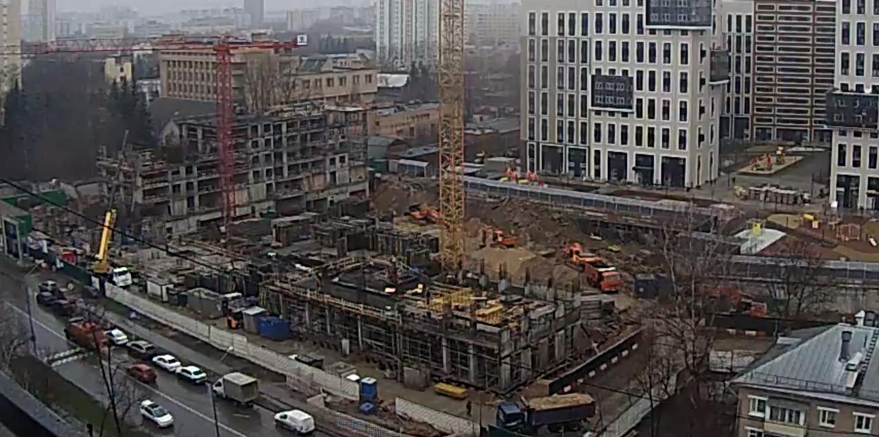 """Веб-камеры на площадке строительства ЖК """"Нормандия"""" - Страница 20 DxYbUABg"""