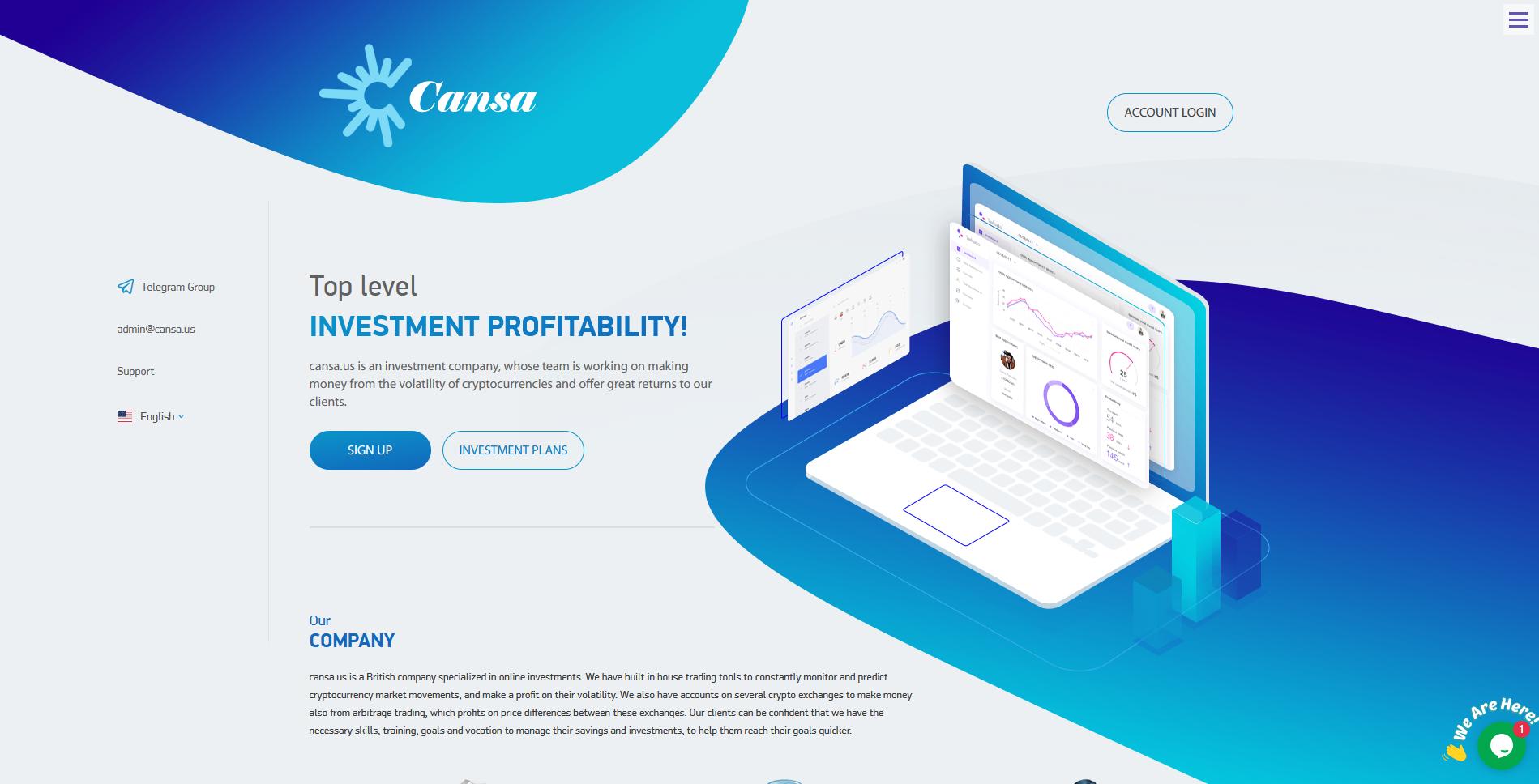 Cansa Ltd