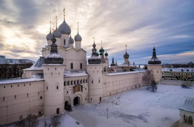 Ростов Великий Кремль